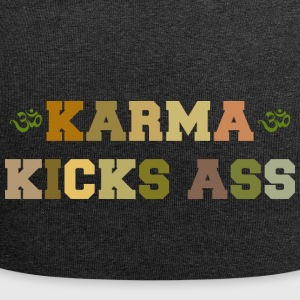 Ass Karma Kicks - Bonnet en jersey