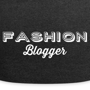 Fashion Blogger 2 - white - Jersey Beanie