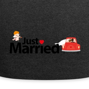 Just Married - Jersey-Beanie