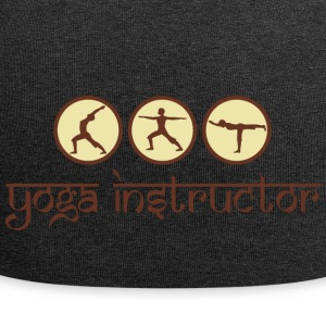 Yoga Instructor - Jersey Beanie