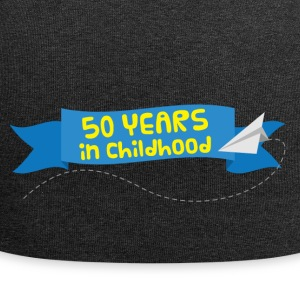50th Anniversary: ​​50 Years in Childhood - Jersey-beanie