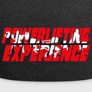 powerlifting EXPERIENCE - Jersey Beanie