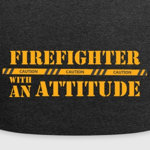 Fire Department: Firefighter with an Attitude - Jersey Beanie