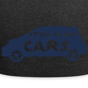 Mechanic: Still Plays Cars - Jersey Beanie