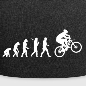 Evolution Mountainbiking! Trekking Bike! - Jersey Beanie