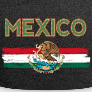 MESSICO Flag - Beanie in jersey