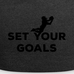 Football: Set your Goals - Jersey-Beanie
