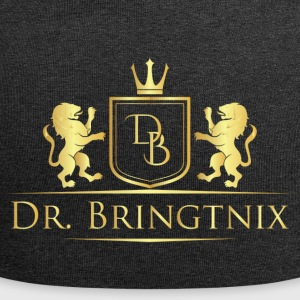 Dr.Bringtnix luxury coat of arms Löwengold - Jersey Beanie