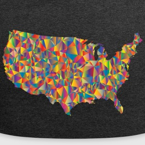 COLORFULL AMERICA - Jersey Beanie