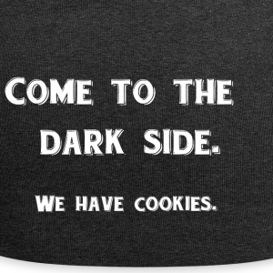 I love cookies!!! - Jersey Beanie