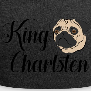 King Charlsten logo color - Jersey Beanie