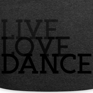 Love Dance Vie - Bonnet en jersey