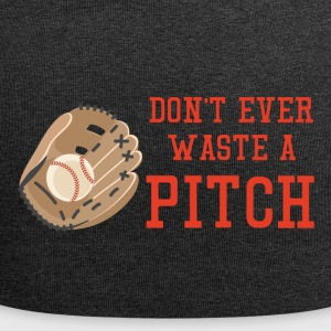 Honkbal: Do not ever een pitch te verspillen. - Jersey-Beanie