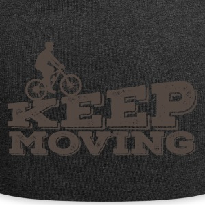 Bicycle: Keep Moving - Jersey Beanie