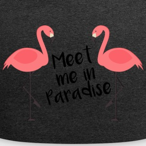 Meet me in Paradise - Jersey-Beanie