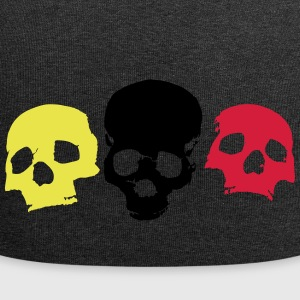 skulls-on-parade - Jersey Beanie