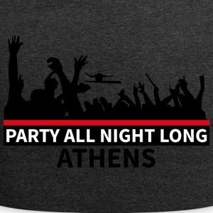 ATENE - Party All Night Long - Beanie in jersey