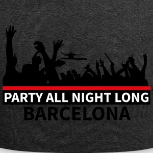 BARCELONA Party All Night Long - Jersey Beanie