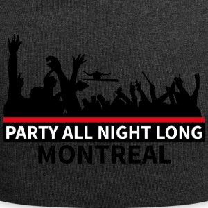 MONTREAL - Party All Night Long - Jersey-Beanie