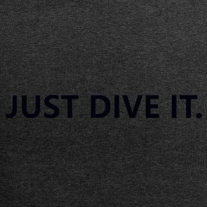 just dive it - Jersey Beanie