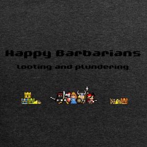 Happy Barbarians - Looting and Plundering - Jersey-Beanie