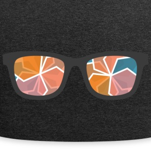 color glasses - Jersey Beanie