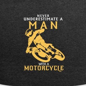 I love Motorbicycle - Jersey Beanie
