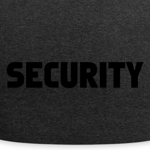 Security Fashion - Jersey-Beanie