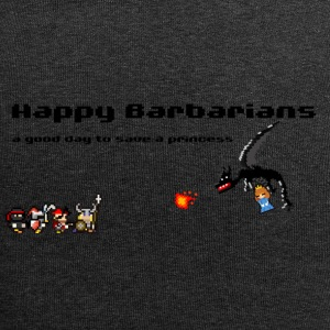 Happy Barbarians - A good day to save a princess - Jersey-Beanie