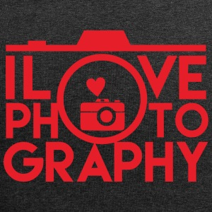 I Love Photography! - Jersey-beanie