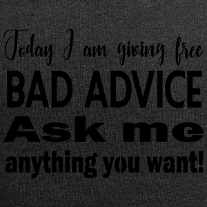 Free bad advice - just today ^^ - Jersey Beanie