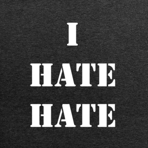 I hate hate - Jersey Beanie
