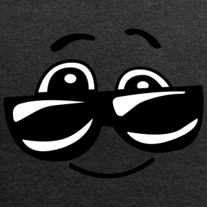 Cool Sunglasses Comic Funny - Jersey Beanie
