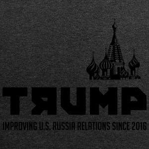 Trump: Improving US. Russia relations since 2016 - Jersey Beanie