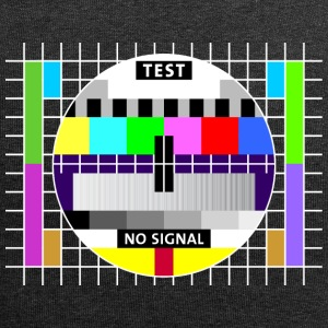 Testbild Display screen test card signal Big Bang - Jersey-Beanie