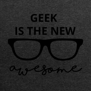 Geek is the new awesome! - Jersey Beanie