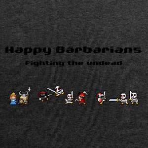 Happy Barbarians - Fighting the undead - Jersey-Beanie