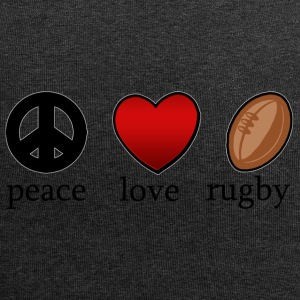 Peace Love Rugby - Jersey-Beanie