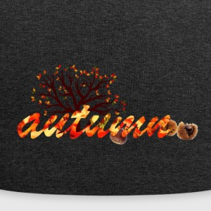 autumn - Beanie in jersey