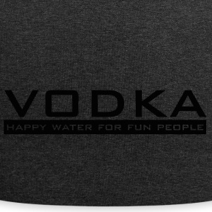 Vodka - acqua felice - Beanie in jersey