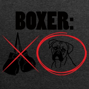 Dog / Boxer: Boxer - Jersey Beanie