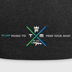 Music To Free Your Mind - Jersey Beanie