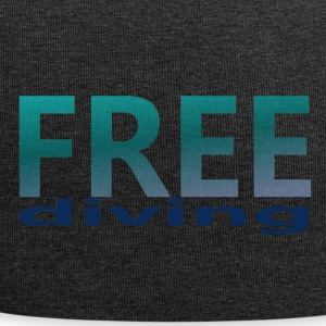 free diving - Jersey-Beanie