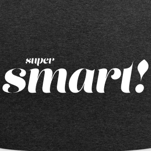 Super Smart - Bonnet en jersey