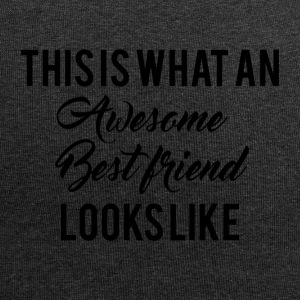 Best friends: This is what an awesome Best Friend - Jersey Beanie