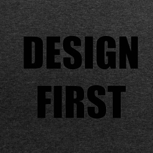 Design First - Jersey-Beanie