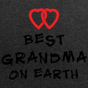 Best Grandma On Earth - Jersey Beanie