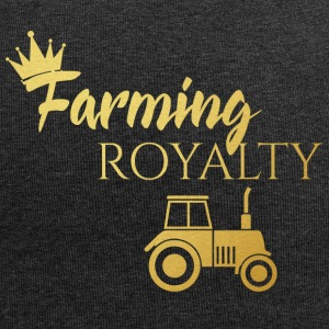 Farmer / Landwirt / Bauer: Farming Royalty - Jersey-Beanie
