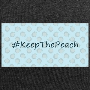 Hashtag Keep The Peach - Jersey-Beanie