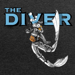 the_diver - Beanie in jersey